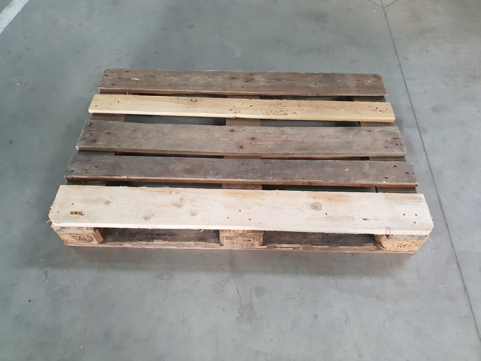 Used Euro Pallets