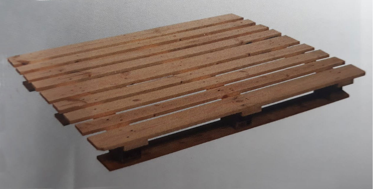 CP4 pallet with IPPC