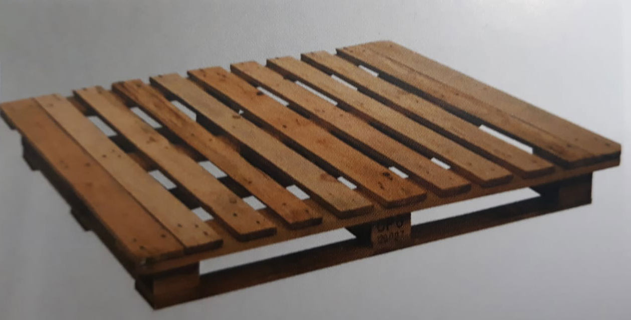 CP6 pallet with IPPC